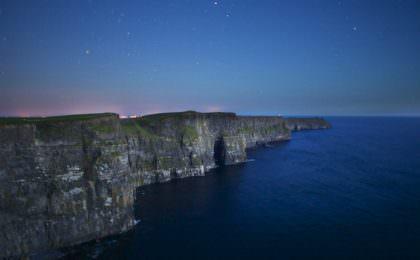 Wild Atlantic Way kustroute in Ierland