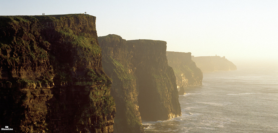 Cliffs of Moher langs de Wild Atlantic Way in Ierland