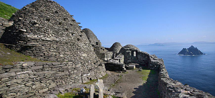 Star Wars locaties in Ierland