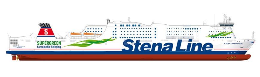 Halverwege 's werelds eerste ferry op methanol!