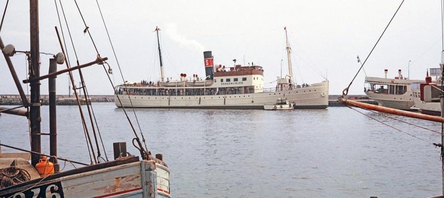 Stena Line in 1963