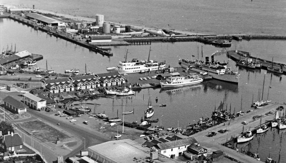 1963_Skagen_luchtfoto
