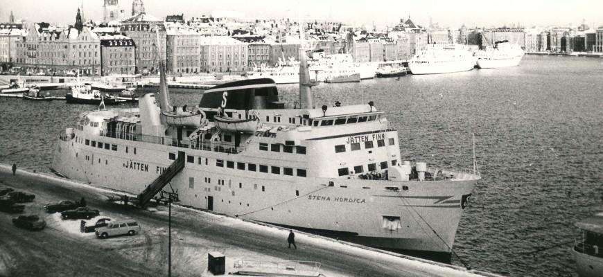 Stena Line in 1965