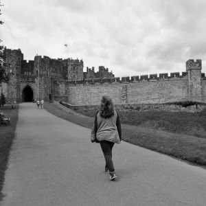 Harry Potter´s Alnwick castle.