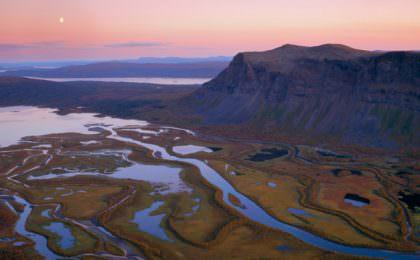 Sarek Nationaal Park Zweden - Anders Ekholm/Folio/imagebank.sweden.se