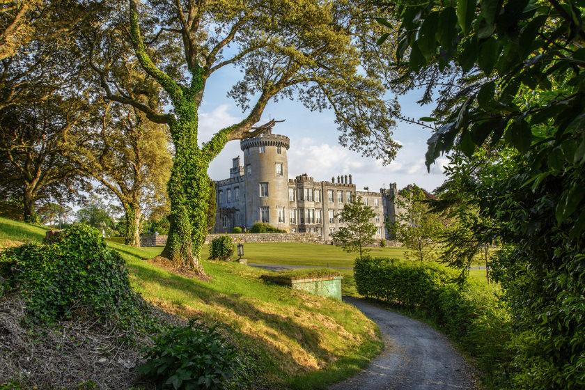 dromoland-castle-ierland