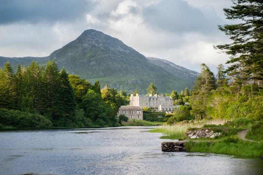ballynahinch-castle-ierland