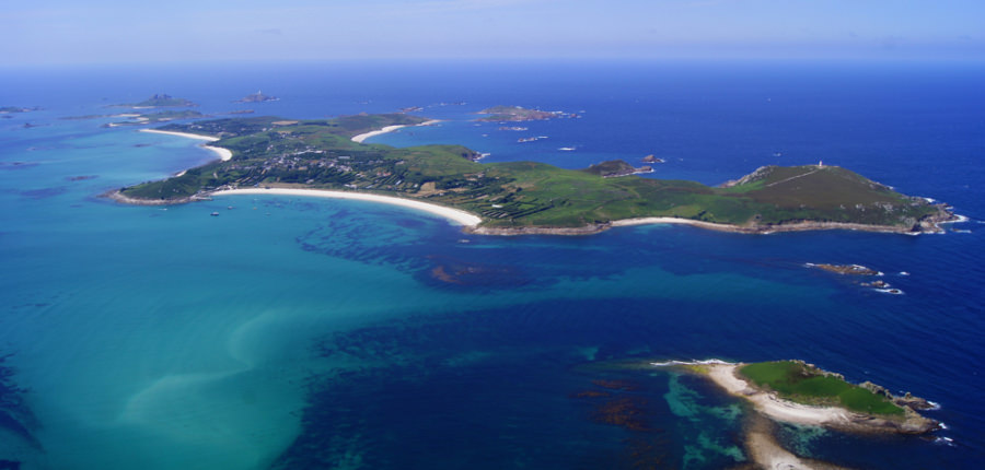 Isles of Scilly, een van de Areas of outstanding natural beauty in het Verenigd Koninkrijk