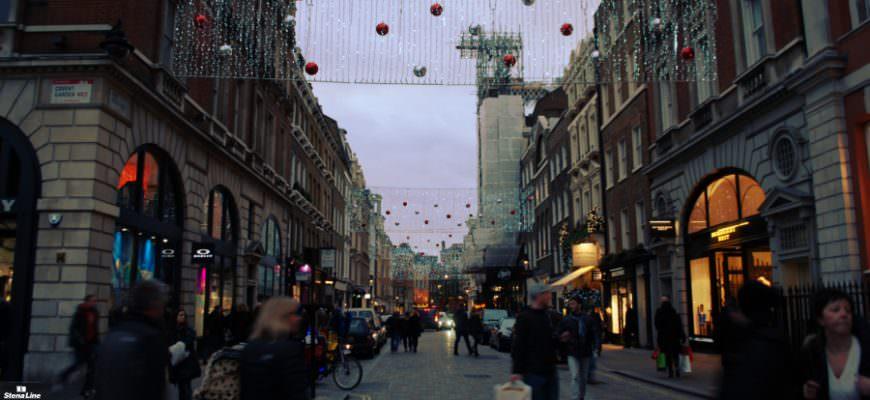 Londen's beste kerstshop winkels!