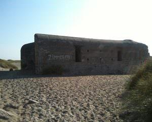 Bunker bij Skagen