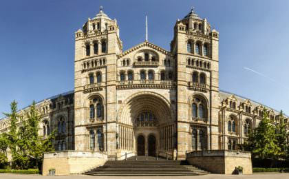 Gratis attracties in Londen - Natural History Museum