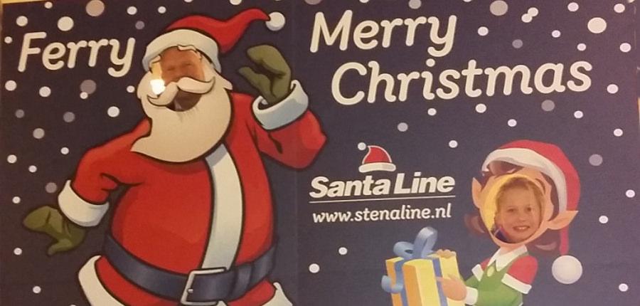 Naar Londen met kerst voor het kerstshoppen