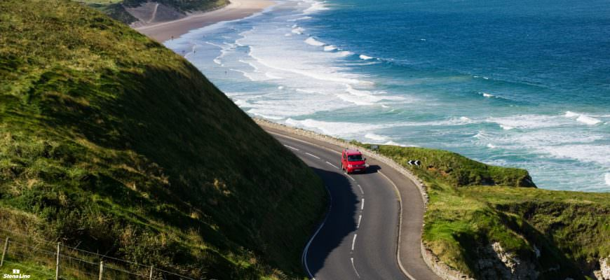 kustroute Ierland