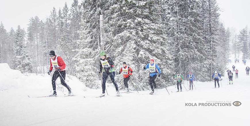 Vasaloppet in Zweden