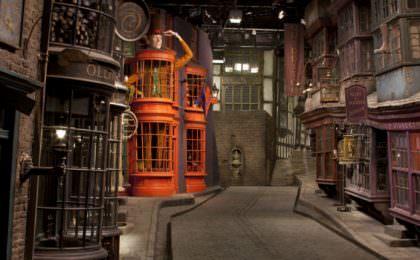 Harry Potter Studio Tour Londen