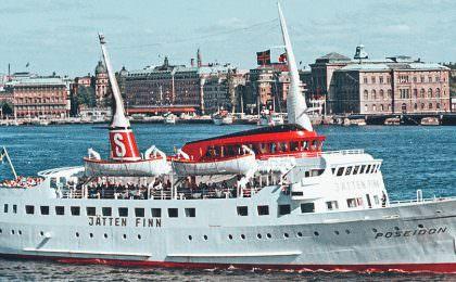Poseidon in Stockholm September 1969