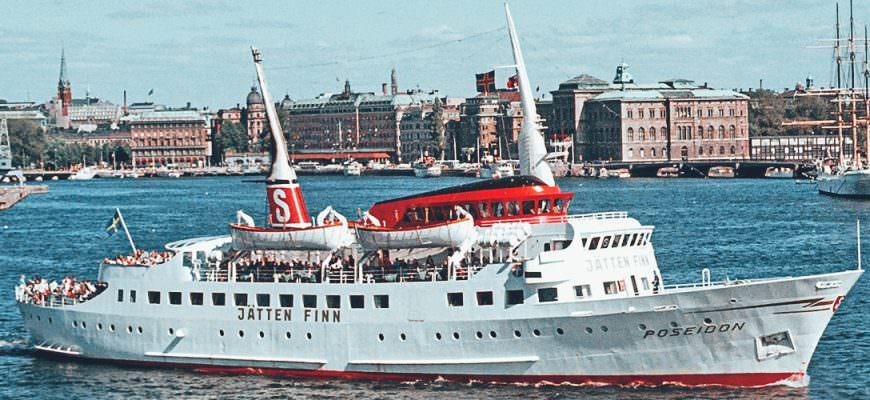 Stena Line in 1970 en 1971