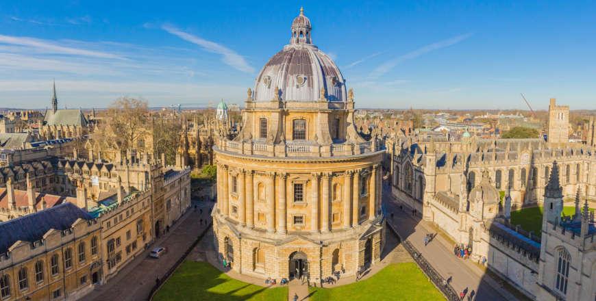 Bodleian Library bibliotheek Oxford