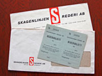 Skagenlinjen tickets