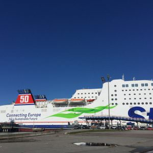 Stena Germanica in 2017
