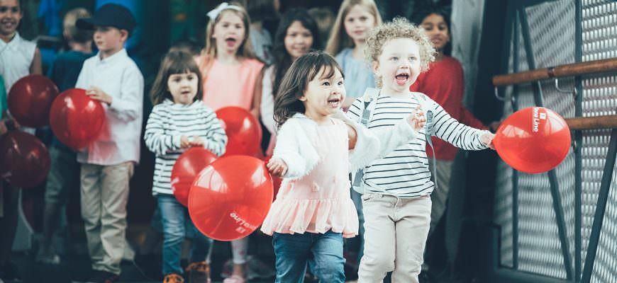 Onze 5 tips voor happy kinderen!