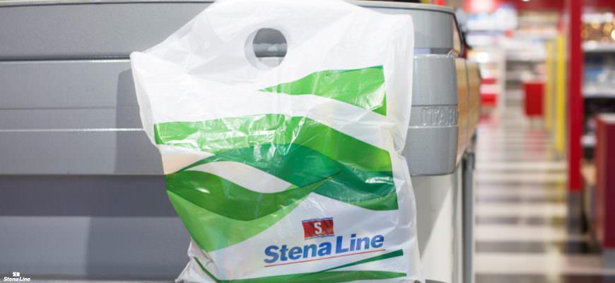 biologisch afbreekbare plastic tas stenaline