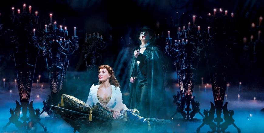 Phantom of the Opera in Londen