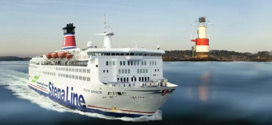 Stena Line op reis om een groenere Ferrymaatschappij te worden
