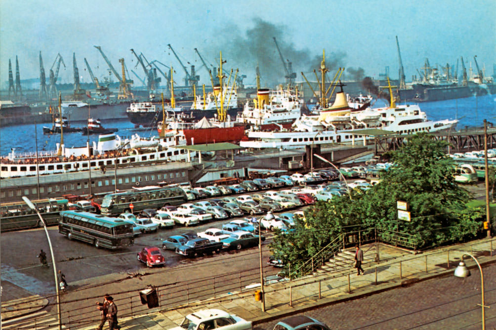 Helgoland in Hamburg in 1964