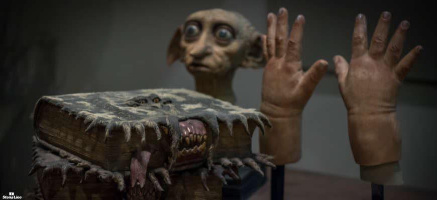 Dobby uit Harry Potter in Londen