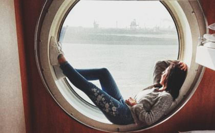 Vakantiegevoel aan boord bij Stena Line