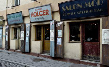Joodse wijk Kazimierz in Krakau