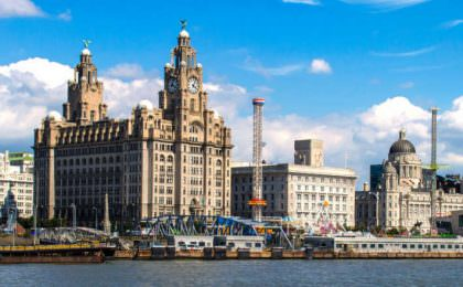 Liverpool Royal Liver Building