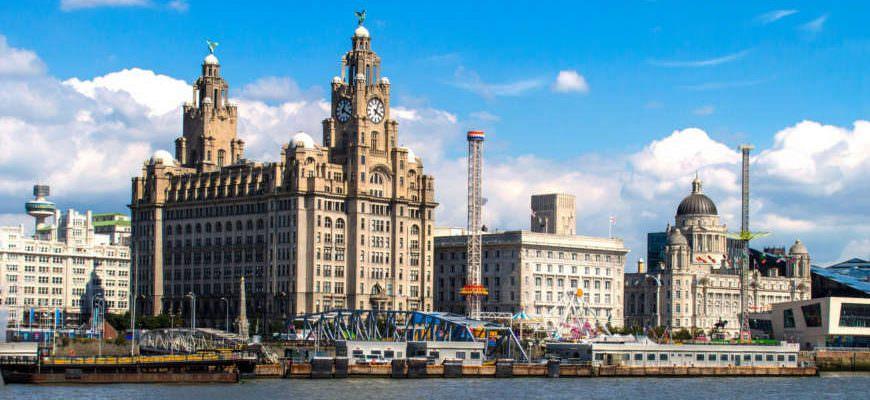 Liverpool Royal Liver Building