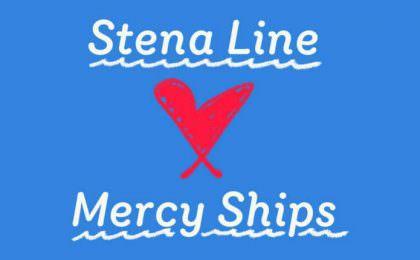Stena Line en Mercy Ships