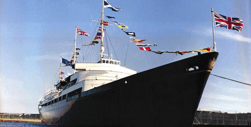 Royal Yacht Brittania