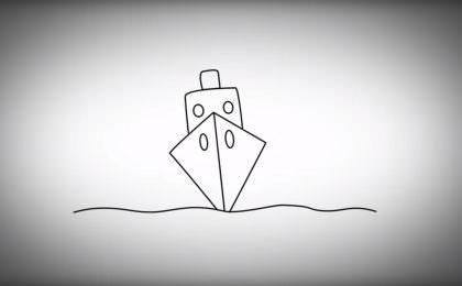Wat is een zwaartepunt en hoe blijven schepen in evenwicht?
