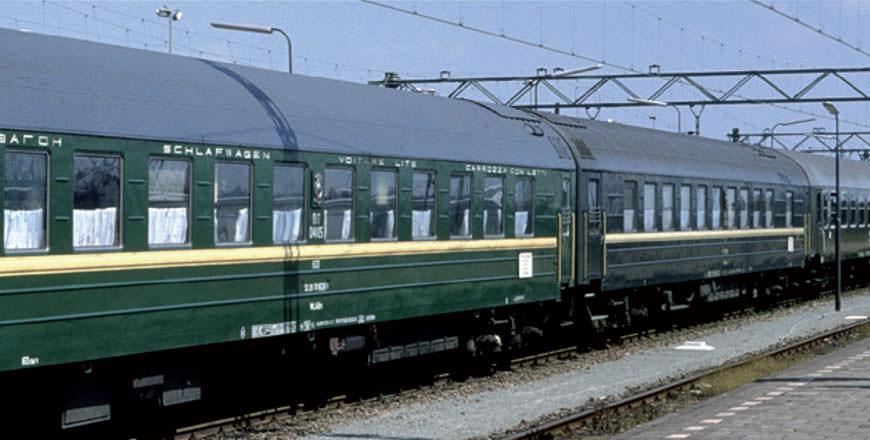 British Railways treinen
