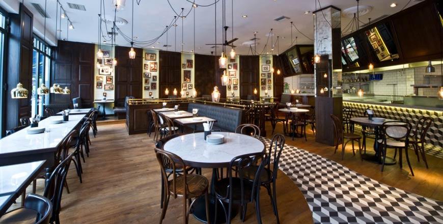 Dishoom Covent Garden Londen - Indiase keuken