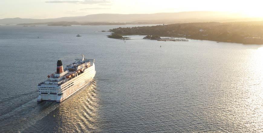 Ferry naar Oslo van Stena Line