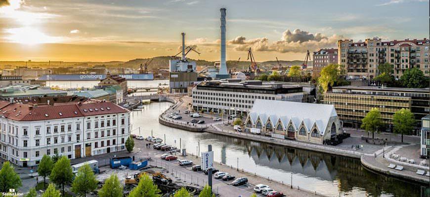 Stadswandeling door Göteborg