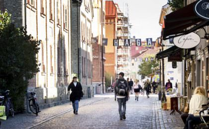 Haga in Göteborg