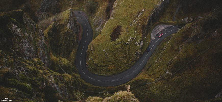 5 fantastische routes door Groot-Brittannië!