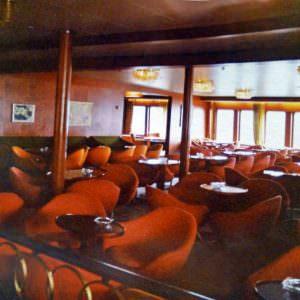 Stena Atlantica lounge