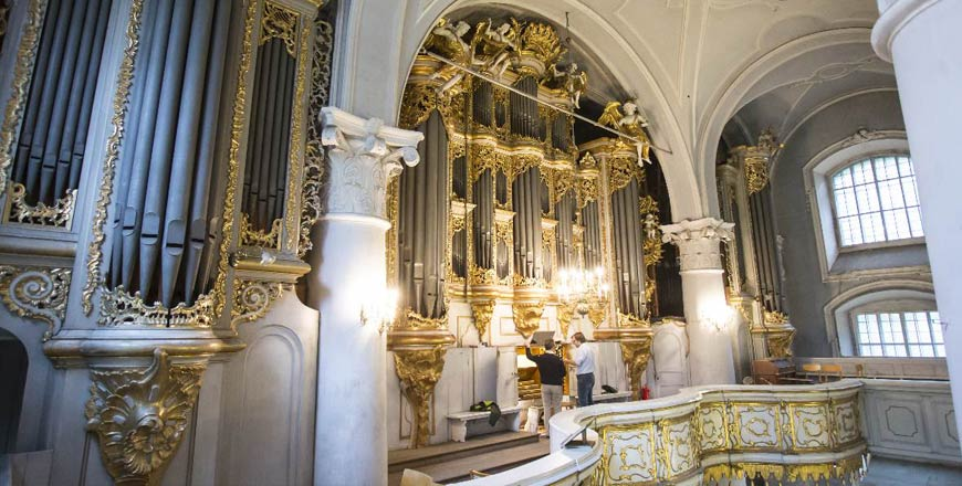 Liepaja Heilige Lutherse Kathedraal