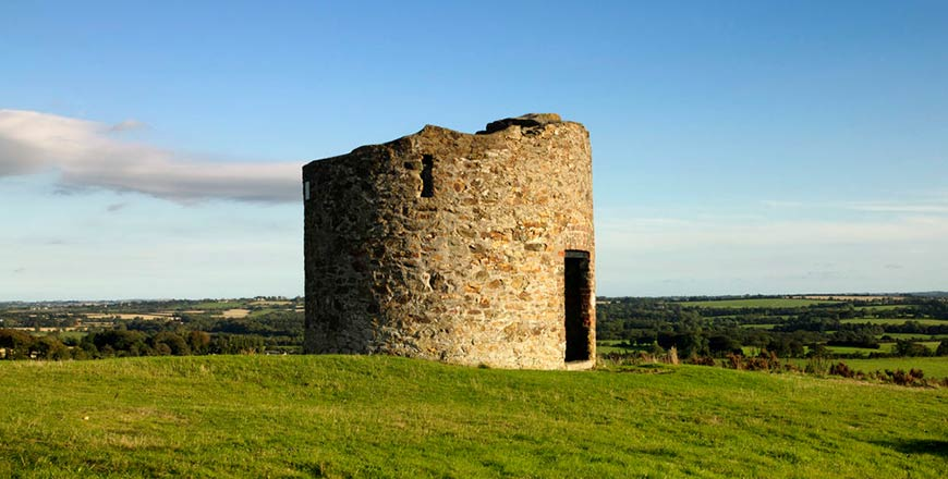 Vinegar Hill in County Wexford