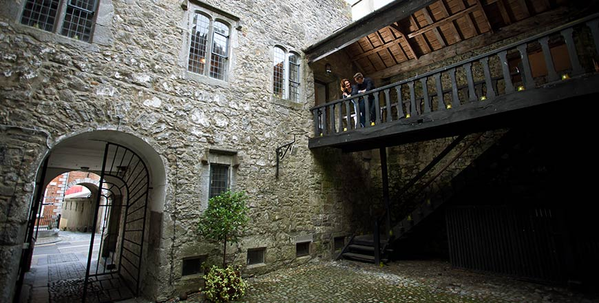 Rothe House in Kilkenny