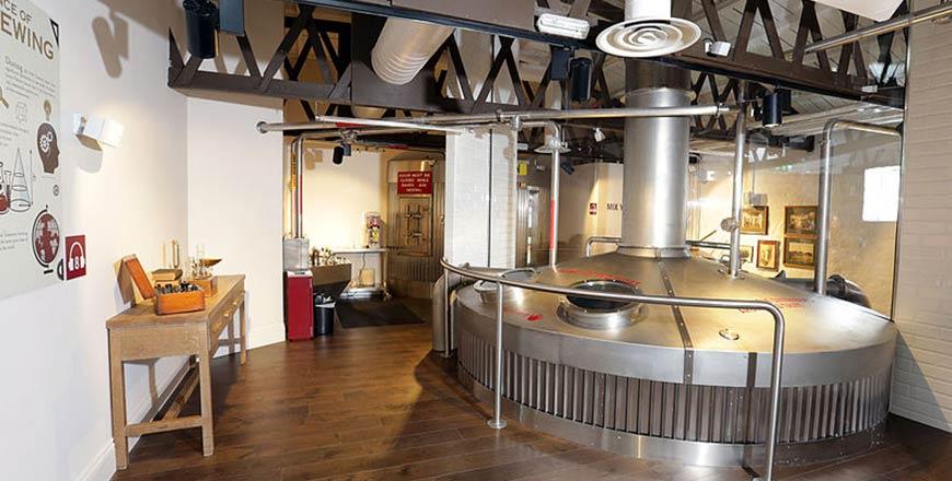 Smithwick's Brewing Experience - Brouwerij Tour Kilkenny
