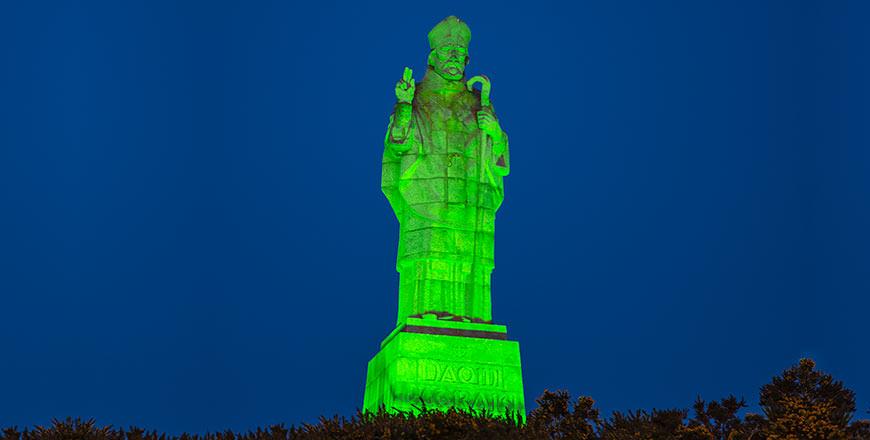 St. Patrick stambeeld