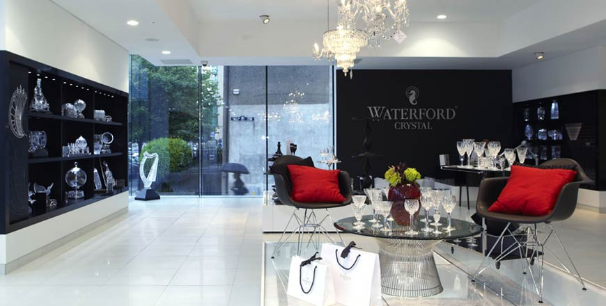 Waterford Crystal Retail House